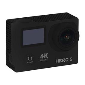 Câmeras Goal Pro Hero 5 Preto 1151 Wf 4k/2 Lcd