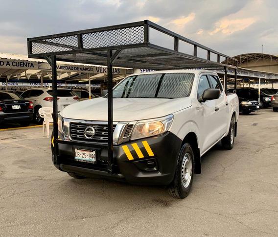 Nissan Np300 2.5 Doble Cabina Se Aa Mt 2016