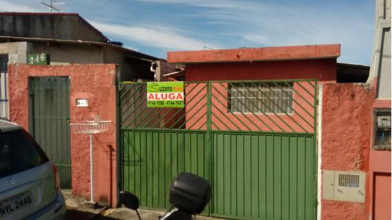 Casa Para Locação - Jardim Casa Branca - Suzano/sp