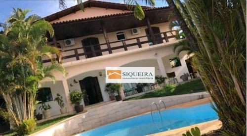 Casa Residencial À Venda, Jardim Dos Estados, Sorocaba. - Ca0820