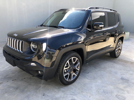 Nuevo Jeep Renegade Longitude Linea Nueva Sport Cars 0km