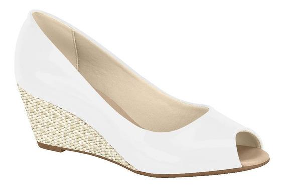 Zapato T/chino Tipo Yute Charolado