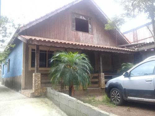 Imagem 1 de 10 de Casa Comercial Com 3 Dormitórios Para Alugar, 130 M² Por R$ 2.500/mês - Centro - Embu Das Artes/sp. Confira! - Ca0287