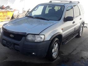 Ford Escape 4x4 2.0 2003