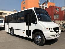 Camion Boxer Mercedes Benz Urbano Pasaje Autobus Marcopolo