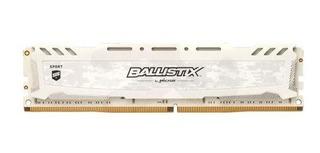 Memoria Ram Crucial Ddr4 8gb 3000mhz Ballistix Sport Lt