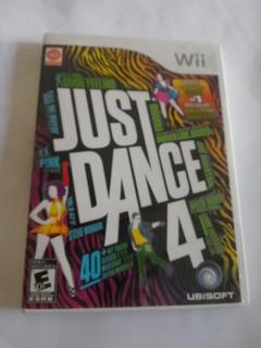 Just Dance 4 Wi Remato