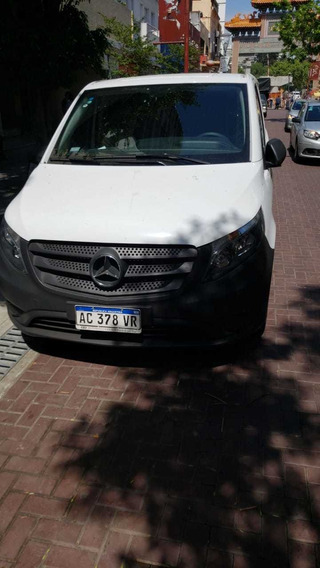 Mercedes-benz Vito 1.6 111 Cdi Furgon V2 Aa 114cv 2018