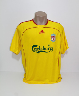 Camisa Original Liverpool 2006/2007 Away