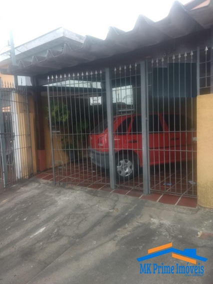Casa Térrea - Jardim Cipava - Terreno Com 125 M² - 293