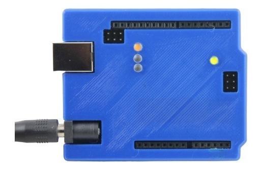 Case Box Gabinete Para Arduino Uno Ótima Proteção Barato