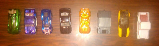 Carros Hot Wheels Originales Escala 1/64 Pub. 01