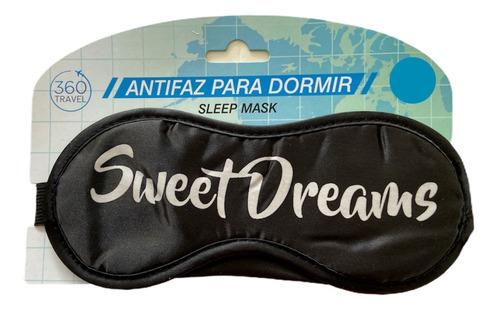 Antifaz Negro Para Dormir Cubreoj - Unidad a $20500