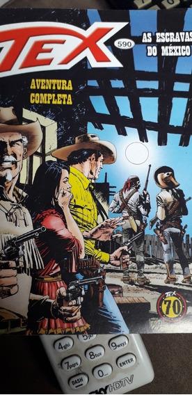 Revistas Tex Willer