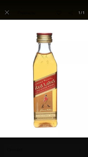 Whisky Johnnie Walker Red Label 5cl
