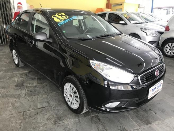 Fiat Grand Siena Attractive 1.0 2018 - Zero De Entrada
