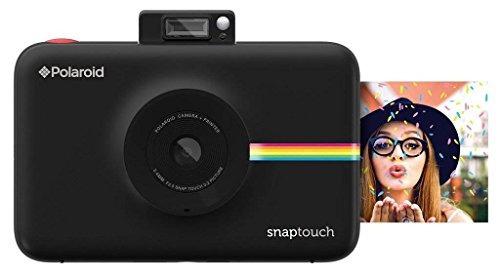 Polaroid Snap Touch 2.0 Black Cámara Impresora Bluetooth