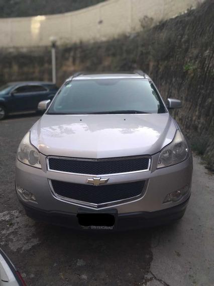 Traverse, Chevrolet 2009, Color Plata, Doble Quemacoco, T/a