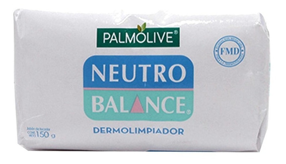 Jabón De Tocador Palmolive Neutro Balance Dermolimpiador En