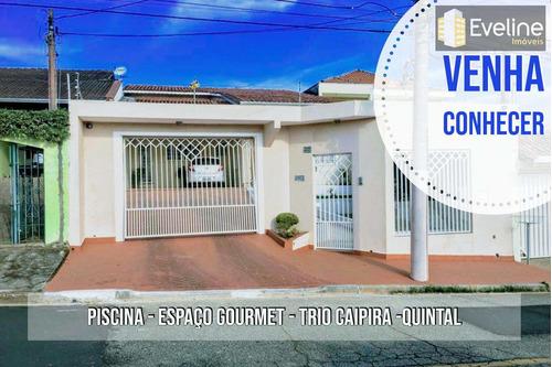 Vila Suissa - Casa A Venda De 3 Dms Suítes Piscina E. Gourmet - V379