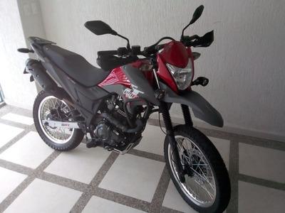 Moto Ttr180 Modelo 2018 Roja