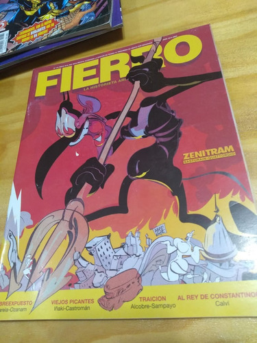 Revista Fierro - Nro 115 - Mayo, 2016