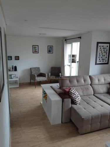 Apartamento À Venda, 66 M² Por R$ 545.000,00 - Vila Mazzei - São Paulo/sp - Ap3111