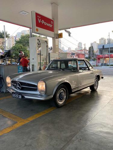 Imagem 1 de 5 de Mercedes Benz 280 Sl - Phoenix