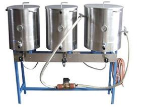Equipo Kit Elaboracion Cerveza - 50 Litros.