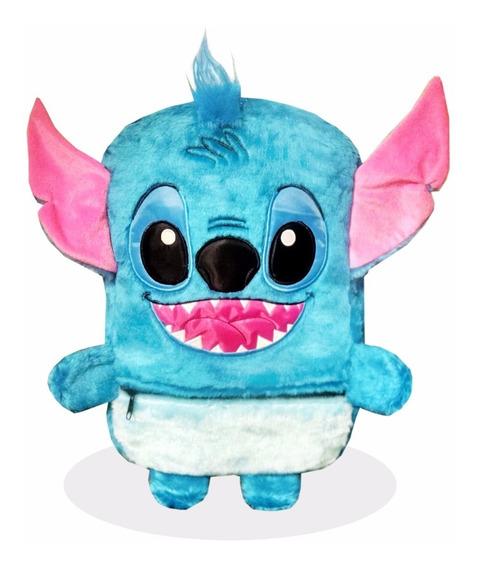 Mochila De Moda Stitch Disney Escolar Envió Gratis
