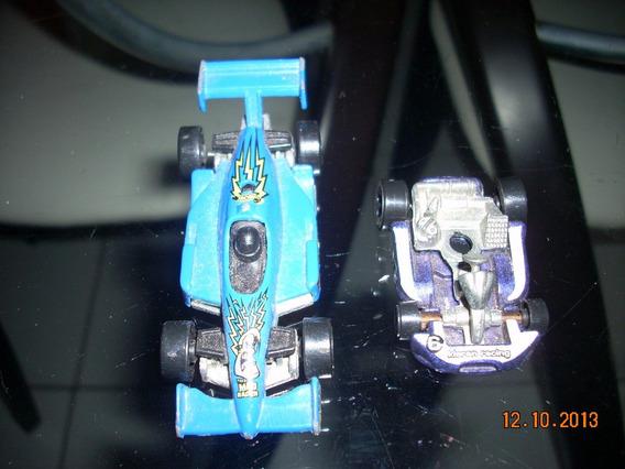 02 Miniaturas Hot Weels Kart E Formula Esc. 1:64