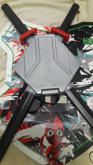 Kit Ninja Com Porta Espadas