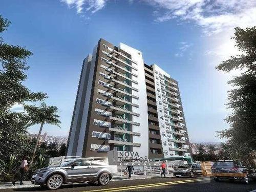 Apartamento Com 2 Dormitórios À Venda, 47 M² Por R$ 169.000,00 - Planalto - Caxias Do Sul/rs - Ap0347