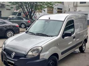 Renault Kangoo Confort 1.6 1p Nafta + Gnc 4 Puertas