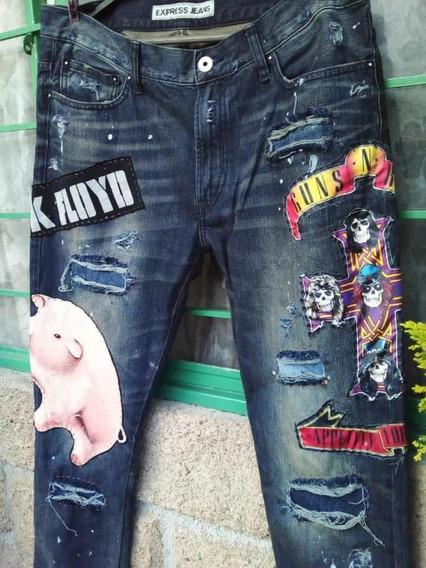 Pantalones Y Jeans Express Para Hombre Mercadolibre Com Mx