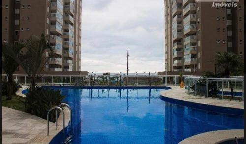 Condomínio Resort Itanhaém - Vista Para O Mar Ref. 6073 M H