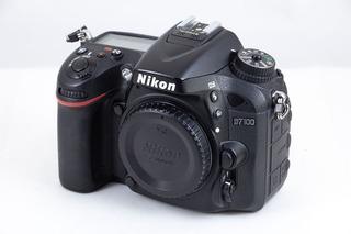 Cámara Digital Reflex Nikon D7100 24,1mpx Video Full Hd Msi