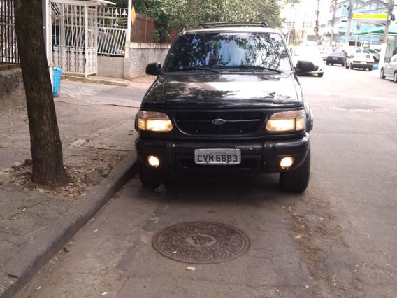 Ford Explorer 5.0 Limited 4x4 V8