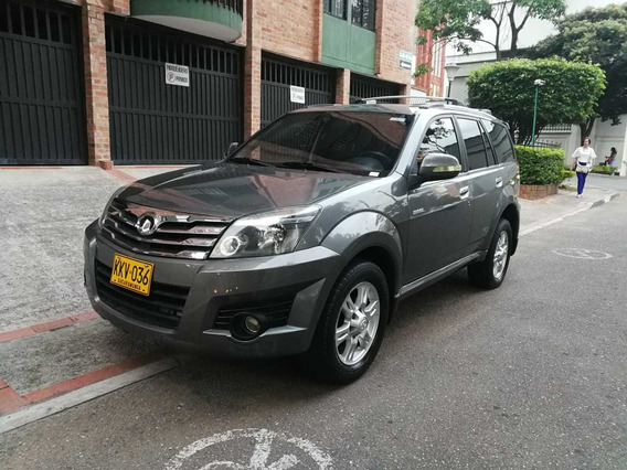 Great Wall Haval H3 2.0 2012 Gris