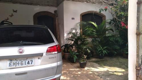 Casa Com 4 Dormitórios À Venda 170 M² Por R$ 550.000 - Vila Maria Alta - São Paulo/sp - Ca0642
