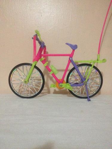 Bicicleta De La Barbie Original