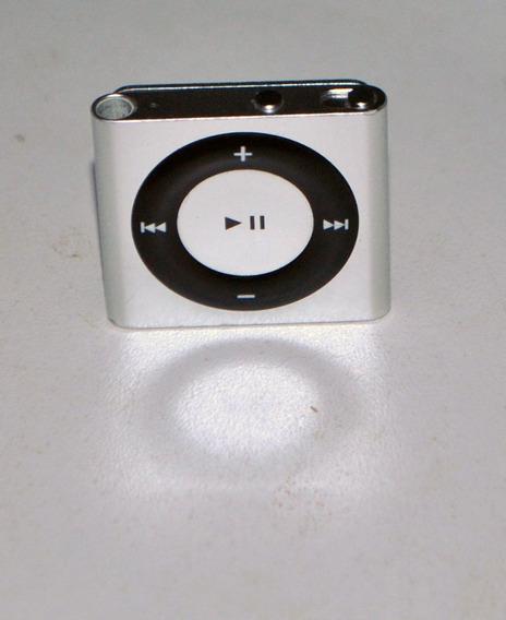 iPod Shuffle 2 Gb Prata