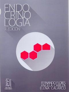 Flores Endocrinología Libro Nuevo E Impreso ¡envío Gratis!