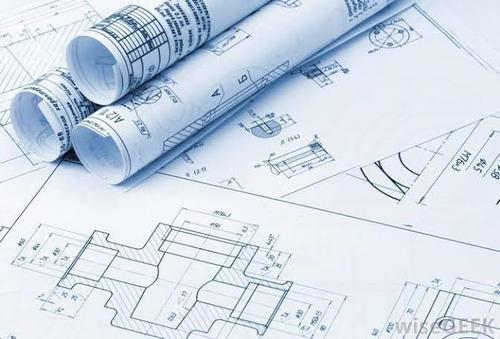 Serviços De Engenharia/ Projeto Mecânico/ Detalhamento