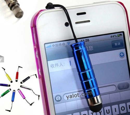 Lápiz Óptico Boligrafo iPhone Samsung LG Nokia Blu Lenovo Zt