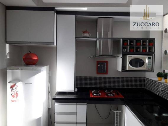 Estuda Permuta Em Apartamento - Sobrado À Venda, 90 M² - Totalmente Mobiliado - Jardim Bom Clima - Guarulhos/sp - So3946