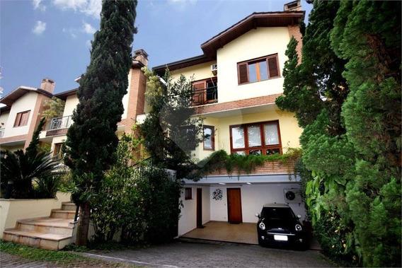 Casa Em Condomínio 4 Dormitórios No Alto Da Boa Vista - 375-im389725