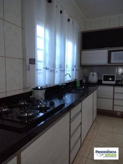 Oportunidade! Casa Com 3 Dormitórios À Venda, 130 M² Por R$ 380.000 - Parque São Miguel, Próximo A Tv Tem - São José Do Rio Preto/sp - Ca2327