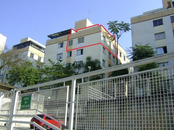 Apto A Venda Com 3 Dormitórios 2 Wcs, Duplex Com Quintal