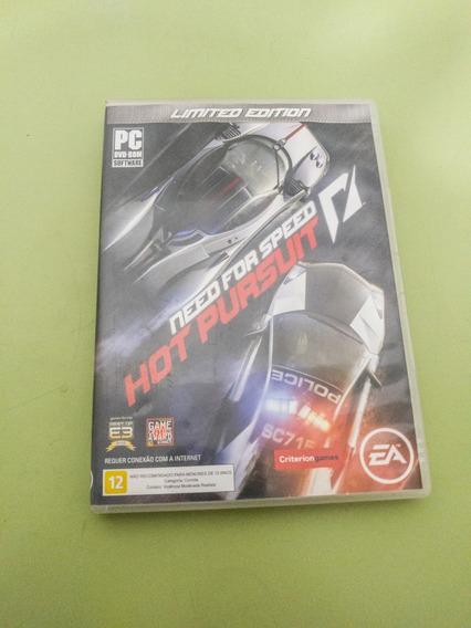 Need For Speed Hos Pursuit Original Pc Usado